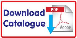 download catalogue button with adobe pdf logo