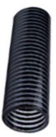 black pvc suction hose
