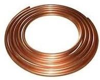 copper & bundy tube